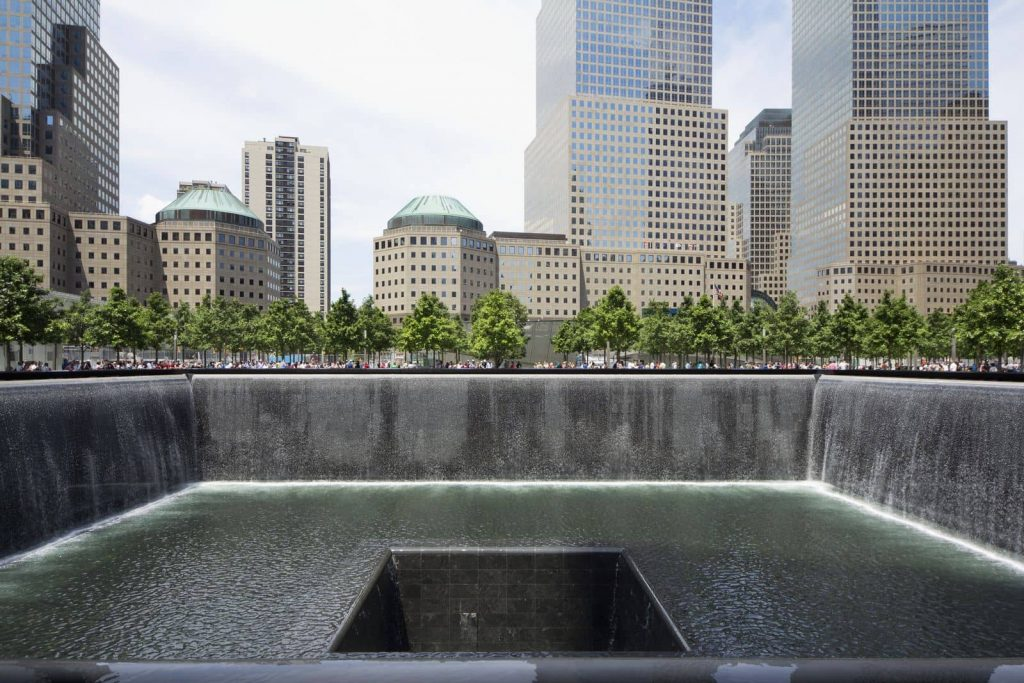Icarus Travellers | Top 20 Destinations in New York: 9/11 Memorial