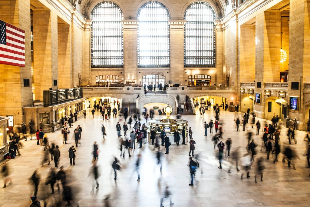 Icarus Travellers | Top 20 Destinations in New York: Grand Central Station