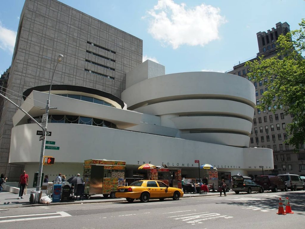 Icarus Travellers | Top 20 Destinations in New York: Guggenheim Museum