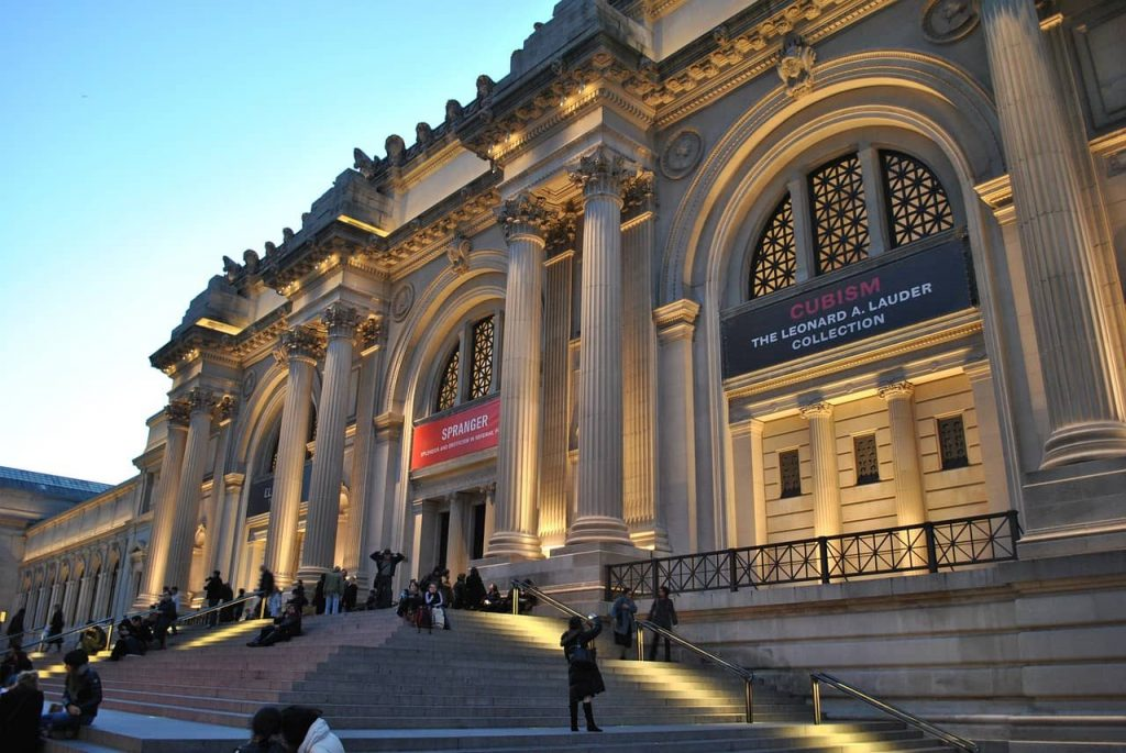 Icarus Travellers | Top 20 Destinations in New York: Museum of Metropolitan Art