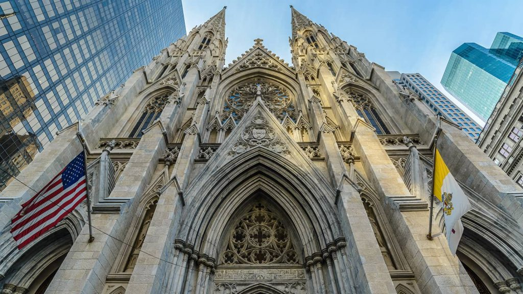 Icarus Travellers | Top 20 Destinations in New York: St. Patricks Cathedral