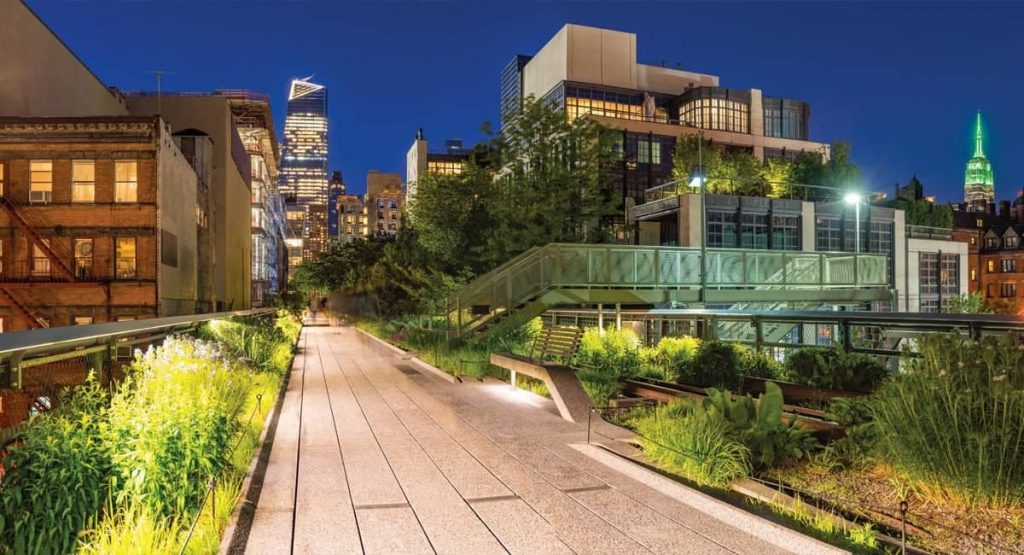 Icarus Travellers | Top 20 Destinations in New York: The High Line