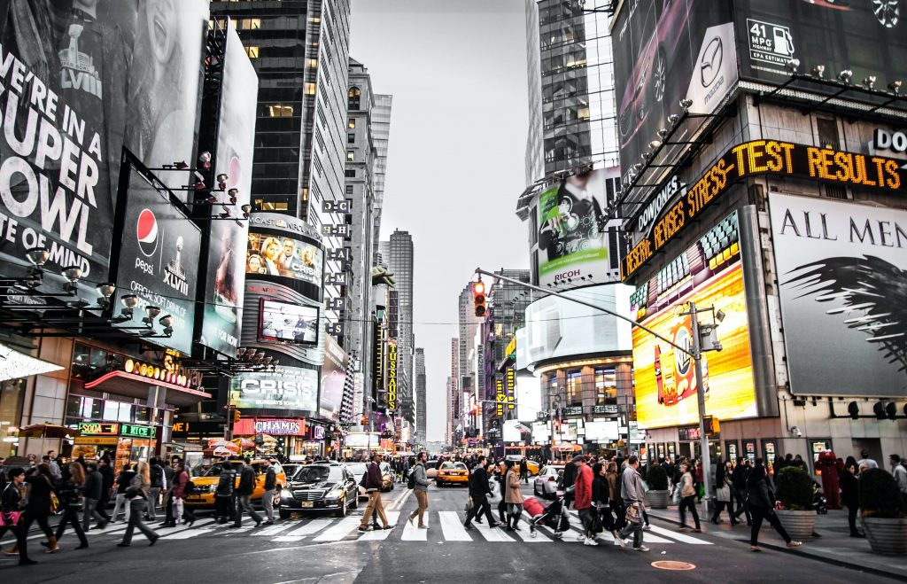 Icarus Travellers | Top 20 Destinations in New York: Times Square and Broadway Times Square